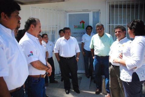 Modernizan oficinas de catastro municipal en chetumal for Oficina de catastro